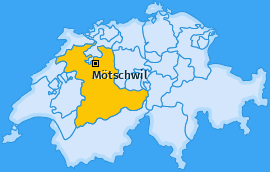 Karte von Mötschwil