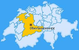 Karte von Oberlangenegg