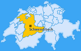 Karte von Schwendibach