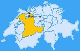 Karte von Farnern