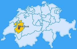 Karte von Morlon