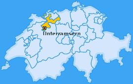 Karte von Unterramsern