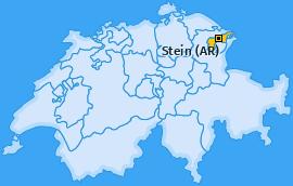 Karte von Stein (AR)