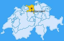 Karte von Ammerswil