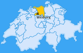 Karte von Wiliberg