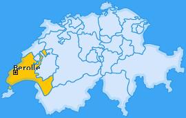 Karte von Berolle