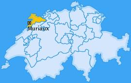 Karte von Muriaux