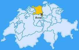 Karte von Auw