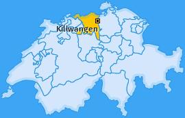 Karte von Killwangen