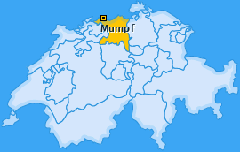 Karte von Mumpf