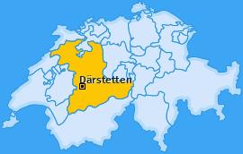 Karte von Därstetten
