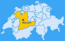 Karte von Kiesen