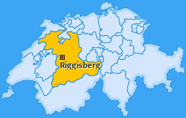 Karte von Riggisberg