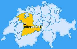 Karte von Rüeggisberg