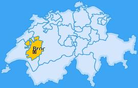 Karte von Broc