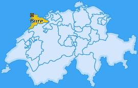Karte von Bure