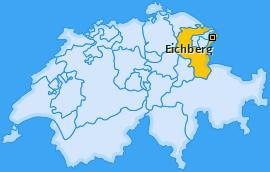 Karte von Eichberg