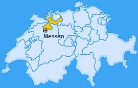 Karte von Messen