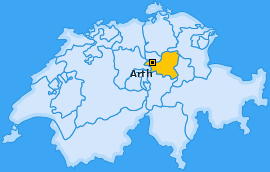 Karte Arth Arth