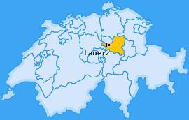 Karte von Lauerz