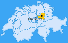 Karte von Oberiberg