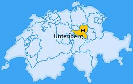 Karte von Unteriberg