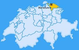 Karte von Herdern