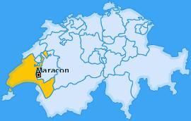 Karte von Maracon