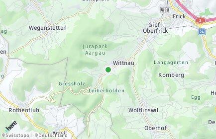 Stadtplan Wittnau