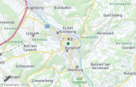 Stadtplan Burgdorf