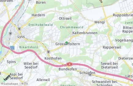Stadtplan Grossaffoltern