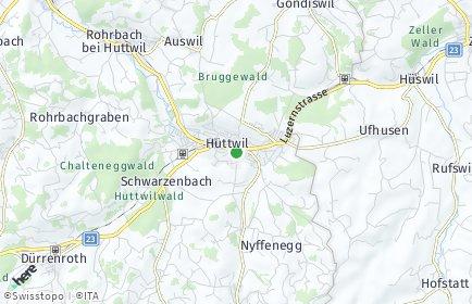 Stadtplan Huttwil