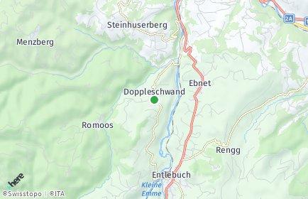 Stadtplan Doppleschwand