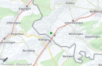 Stadtplan Trasadingen