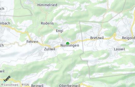 Stadtplan Nunningen