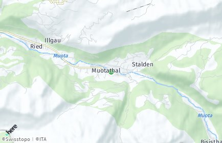 Stadtplan Muotathal