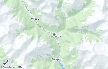 Stadtplan Lavertezzo