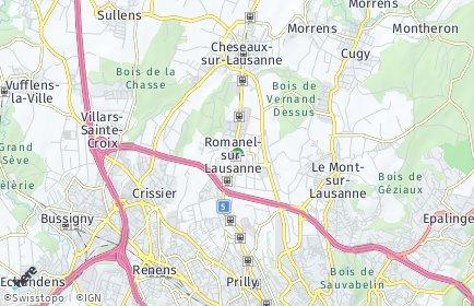 Beste Spielothek in Romanel-sur-Lausanne finden