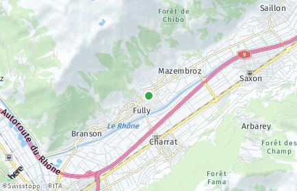 Stadtplan Fully