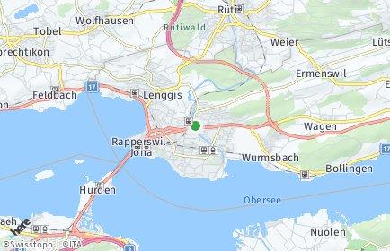 Stadtplan See-Gaster