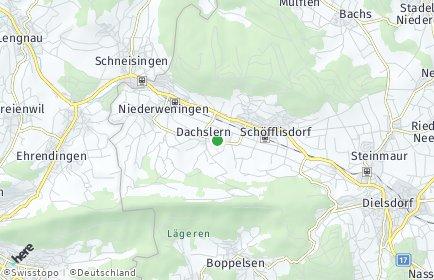 Stadtplan Schleinikon