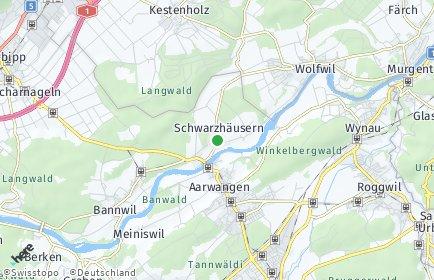Stadtplan Schwarzhäusern