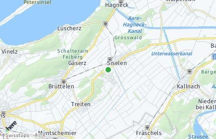 Stadtplan Finsterhennen