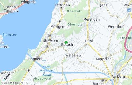 Stadtplan Epsach