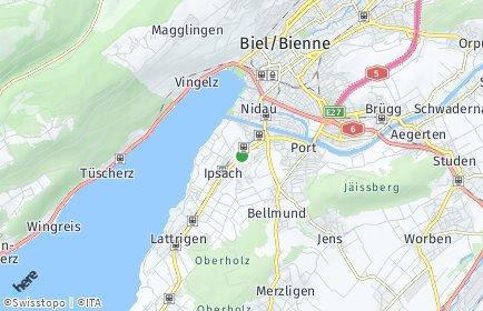 Stadtplan Ipsach