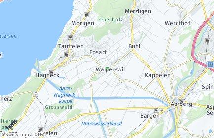 Stadtplan Walperswil