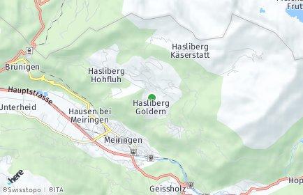 Stadtplan Hasliberg