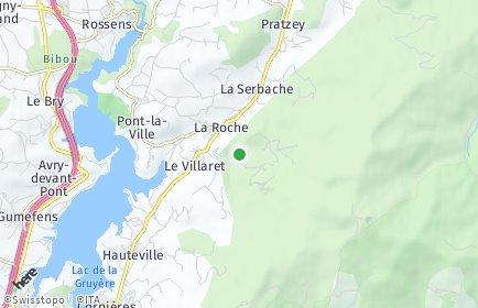 Stadtplan La Roche