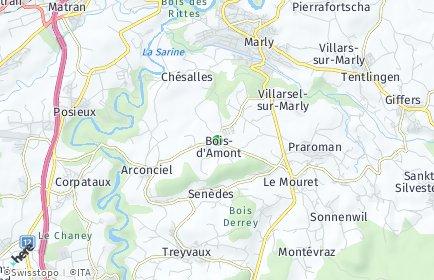 Stadtplan Ependes (FR)