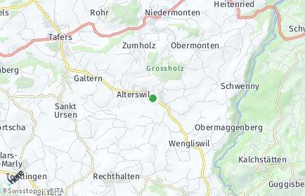Stadtplan Alterswil